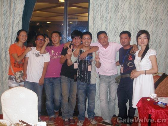 中国泵阀联盟聚会