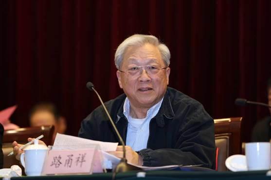 中国产学研促进会会长路甬祥