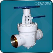 省级新产品-金属硬密封提升式旋塞阀