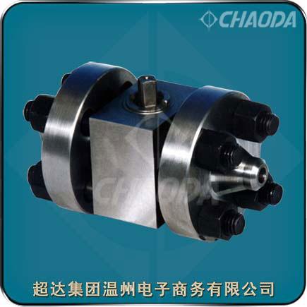 对焊式高压锻造球阀