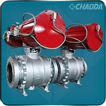 中国机械工业科学技术二等奖—煤气化装置锁渣阀