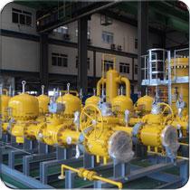 燃气阀门的材质选用、结构造型、工况选型、有关标准、产品介绍