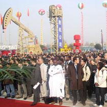 CIPEE2008 中国(东营)石油石化装备与技术展览会