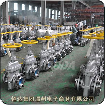 平板闸阀的产品标准,性能规范,主要零件材料