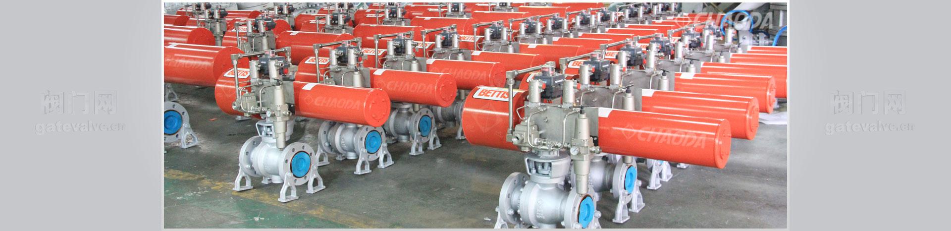 氧气球阀用于煤化工行业的氧气,氮气,氢气等气体介质
