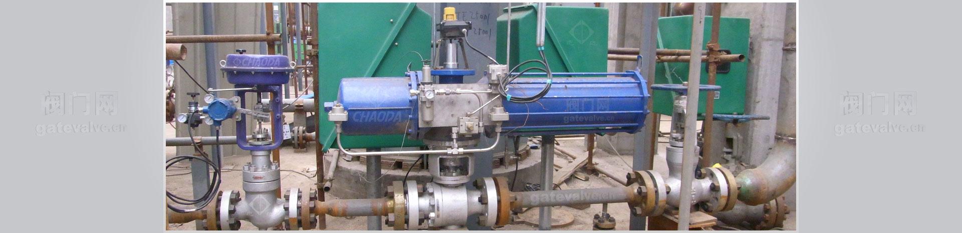 自动控制球阀系列采用气动,电动,液动执行器,浮动式,固定式,硬密封球阀