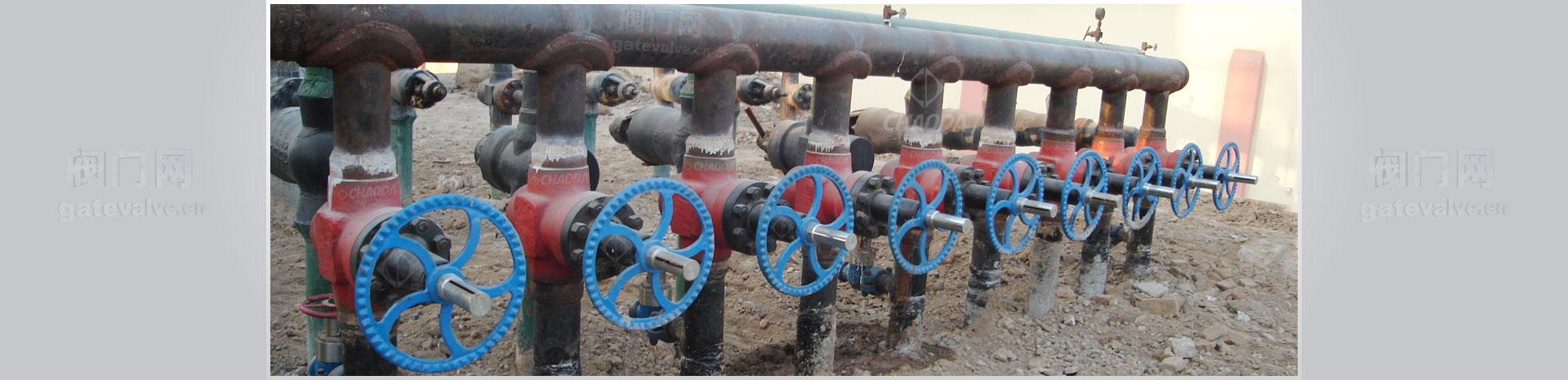 油田专用阀产品